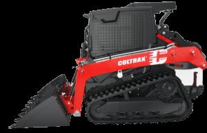 Skid loader - MXC400 coltrax - atoumat