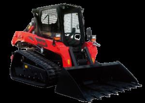 Atoumat skid loader coltrax mxC550